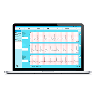 Cardiac Explorer Event software