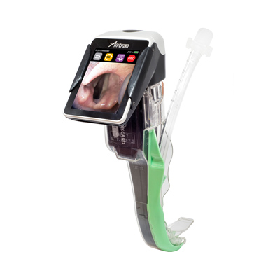 Airtraq video laryngoscope