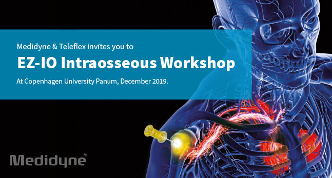 EZ-IO Intraosseous Workshop
